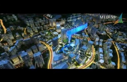 Medini 3D Animation video